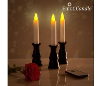 LED küünlad Romantic Ambiance EmotiCandle (3 tk pakis)